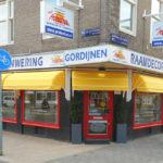 vouwgordijn en gordijnen winkel amsterdam